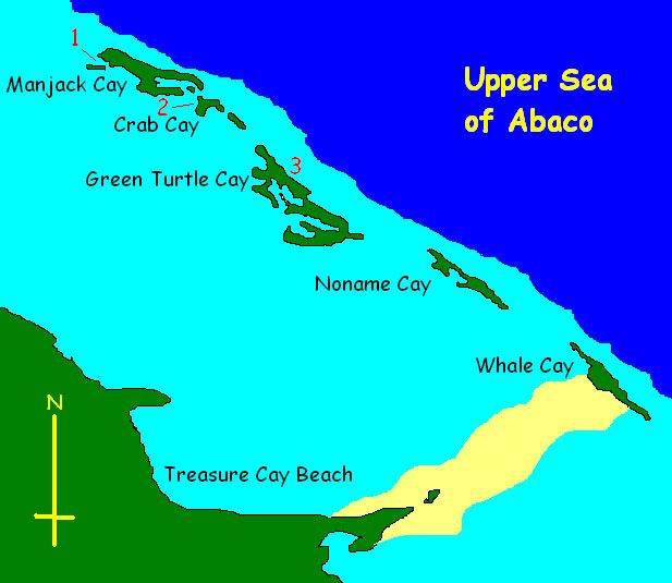 Abaco Bahamas Snorkling  Scuba Diving information Your