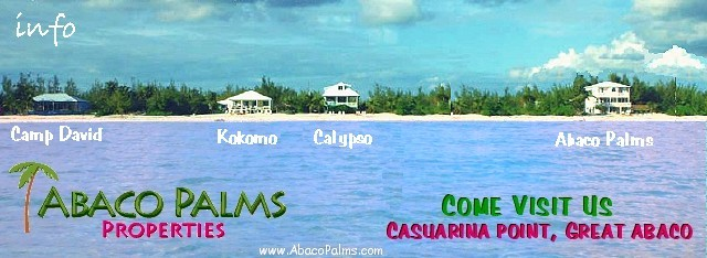 Abaco Palms Ad
