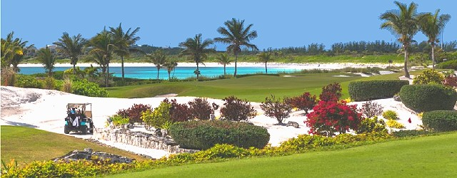 Abaco Club golf course